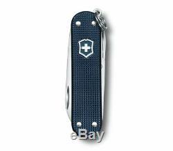 0.6221. L15 Victorinox Swiss Army Knife Classic Alox Dark Blue Limited 2015
