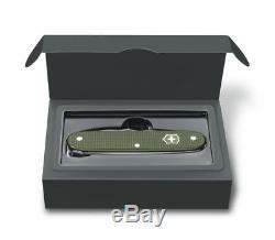 0.8201. L17 Victorinox Swiss Pocket Knife Pioneer Alox Limited Edition 2017