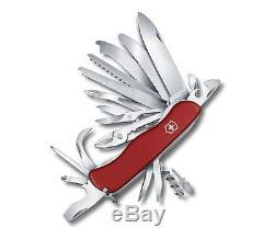0.8564. XL Victorinox Swiss Army Pocket Knife WORKCHAMP XL WORK CHAMP XL 53771 x