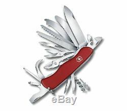 0.8564. XL Victorinox Swiss Army Pocket Knife Workchamp XL Work Champ XL 53771