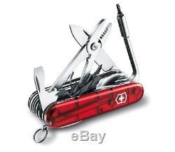 1.7775. T Victorinox Swiss Army Knife IT Profession CyberTool 41 RED BRAND NEW z