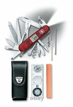 1.8741. Avt Victorinox Swiss Army Pocket Knife Expedition Kit New