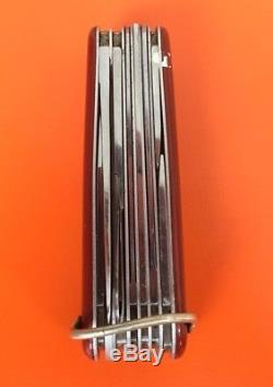 1960s Victorinox Champion Long File Bail Swiss Army Knife Vintage Rare