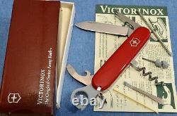 1980s VTG, hard to find new in box Victorinox SCIENTIST Swiss Army Knife SAK