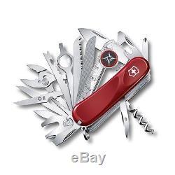 2.5393. SE Victorinox Swiss Army Pocket Knife Evolution S54 31 Tools 2.5393. SEUS2