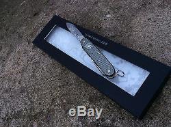 2016 0.8231. J16 Victorinox Swiss Army Knife Pioneer X Damast Limited Edition