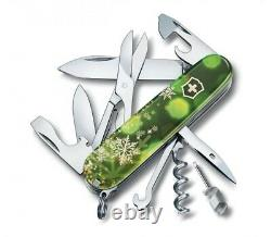 2018 Victorinox CLIMBER ALL YOU WISH FOR SPECIAL EDITION Swiss Army Knife NIB