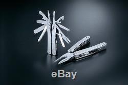 3.0227. N Victorinox Swiss Army Knife SwissTool Spirit Multi Tool WITH POUCH