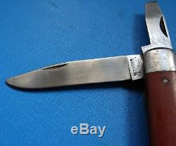 Altes Soldatenmesser WENGER (Victorinox) 1943 / Taschenmesser / swiss army knife
