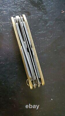 Brasswerx Swiss Army Knife