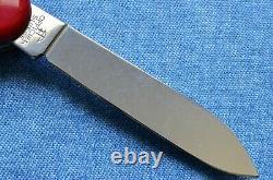 C. 1998-2000s VTG MIB NOS Victorinox 91mm TIMEKEEPER / Compact Swiss Army Knife