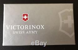 Classic Gold Ingot Swiss Army Knife With, Victorinox 53013, New In Box