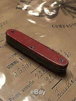 Custom Victorinox Alox Pioneer X Swiss Army Knife