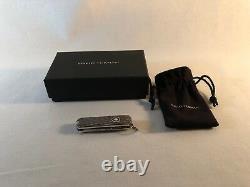 David Yurman Royal Cord Swiss Army Pocket Knife