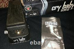 Dunlop Multi Wah Guitar Effect Pedal This the Swiss Army knife of wah pedals