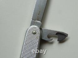 Fine 1976 soldier alox model Swiss Army Military Knife Victorinox 76 CH RAR