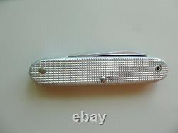 Fine 1981 soldier alox model Swiss Army Military Knife Wenger Delemont 81 RAR