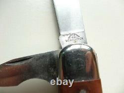 Fine 52 1952 Swiss Army Soldier knife Wenger Delemont Wengerinox Sackmesser