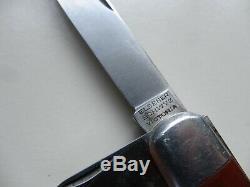 Fine 57 1957 Swiss Army Soldier knife Elsener Schwyz Victorinox Sackmesser