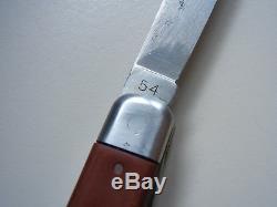 Fine Victorinox Swiss Army Soldier knife vintage military Elsener Schwyz 1954