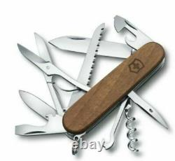 Huntsman Wood Victorinox Laser Engraved Gift Knife