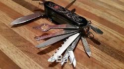Løøk Reduced$$ Vintage Wenger/victorinox Dynasty Lancelot Swiss Army Knife