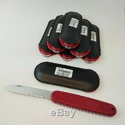Lot 7x Victorinox Solo 108mm New Old Stock Like Safari Hunter Swiss Army Knife