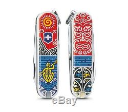 Lot of 10 New Victorinox Swiss Army Knives CLASSIC SD 2018 Limited Edition Set