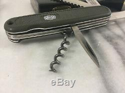 Mauser Victorinox Swiss Army Knife NEW IN BOX With PAPERWORK