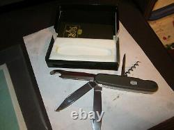 Mauser Victorinox Switzerland Stainless Rostfrei Swiss Army Knife Nib