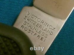 Mib Vintage Victorinox Mauser Swiss Army Big Miilitary Survival Knife Knives Old