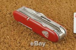 Pre 1961, VG / EXCELLENT Vintage Wenger Wengerinox Victorinox Swiss Army Knife