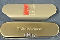 RARE 100 years Swiss Army Knife 1897-1997 ANNIVERSARY VICTORINOX SwissChamp NIB