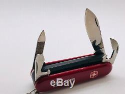 RARE WENGER SWISS ARMY LASER Pointer Pocket Knife MULTI TOOL SAK new OVP