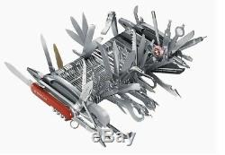 RARE Wenger 16999 Swiss Army Knife Giant