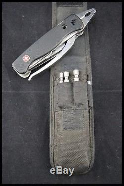 Rare Swissgrip Wenger Swiss Army Knife The Ultimate Multi Tool New / Old Stock