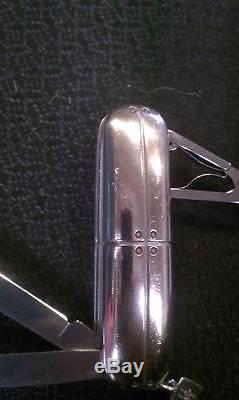 Rare Tiffany & Co. 925 Sterling Silver Streamerica Victorinox Swiss Army Knife