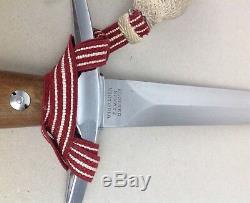 Rare old Knife Dagger WWII Swiss army Elsener Schwyz Victoria