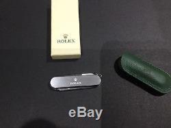 Rolex Pocket Knife New Victorinox Swiss Army