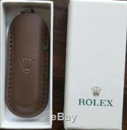 Rolex Swiss Army Folding Pocket Knife