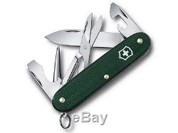 Swiss Army Knife Set Victorinox Pioneer X Lcsas Red, Black, Silver, Green