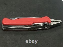 SWISS ARMY KNIFE Wenger SwissGrip/ WengerGrip 120mm rare