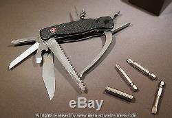 Schweizer Multitool Taschenmesser Wenger (Victorinox) Swissgrip swiss army knife