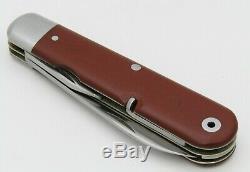 Schweizer Soldatenmesser 1955, Taschenmesser VICTORINOX ELSENER, SWISS ARMY KNIFE