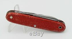 Schweizer Soldatenmesser 1965, Taschenmesser VICTORINOX ELSENER, SWISS ARMY KNIFE