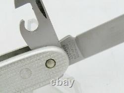 Schweizer Soldatenmesser 1977, Taschenmesser VICTORINOX, ALOX / SWISS ARMY KNIFE