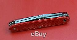 Schweizer Soldatenmesser VICTORINOX (ELSENER) 1963 / couteau / swiss army knife