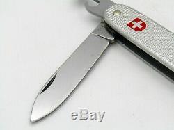 Schweizer Taschenmesser VICTORINOX 1983, ALOX, Soldatenmesser, SWISS ARMY KNIFE