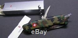 Schweizer Taschenmesser, VICTORINOX FORESTER Camouflage, swiss army knife