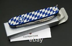 Schweizer Taschenmesser VICTORINOX PIONEER BAVARIA, ALOX, swiss army knife